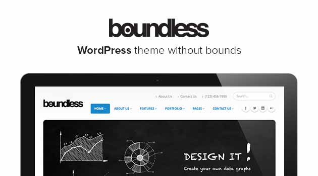 boundless wordpress theme