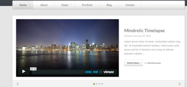 The 5 Best WordPress Video Themes for 2014