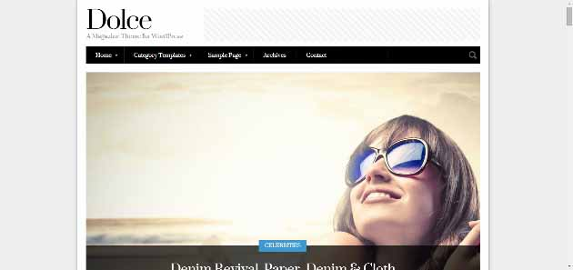 Dolce   A Magazine Theme for WordPress (630x297)
