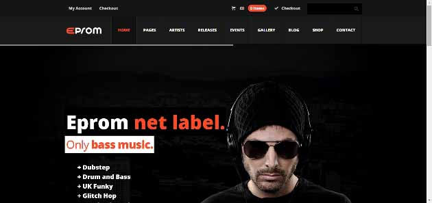 Eprom   WordPress Music Theme   Just another WordPress site (630x297)