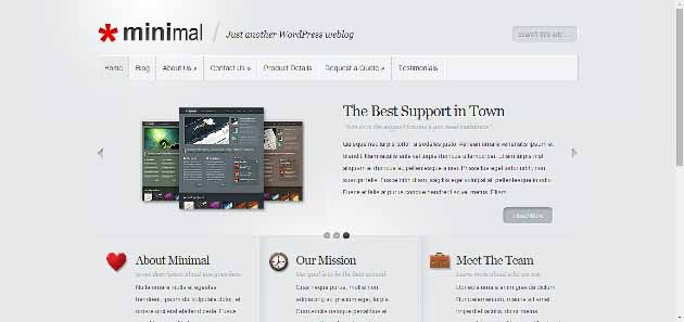 Minimal Theme   Just another WordPress weblog(1) (630x297)