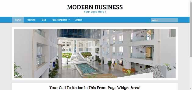 Modern Business   Your Logo Here   (630x297)