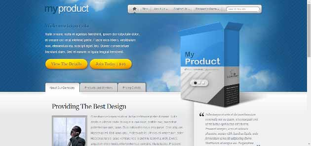 MyProduct Theme   Just another WordPress weblog (630x297)