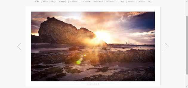 Photographer Demo   A Simple Professional WordPress Photographer Theme (630x297)