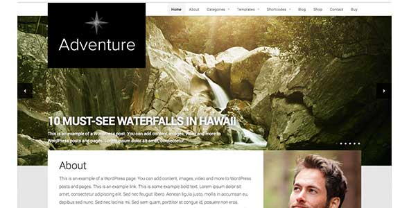 adventure_theme by organic