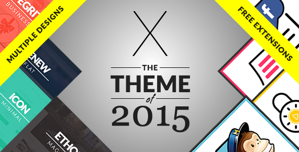 The X Theme - Multipurpose Theme