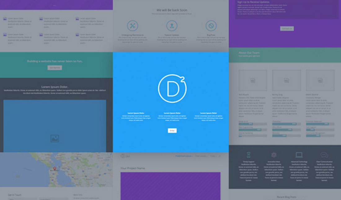 Divi - Multipurpose WordPress Theme