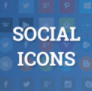 Social Icons WordPress Plugin