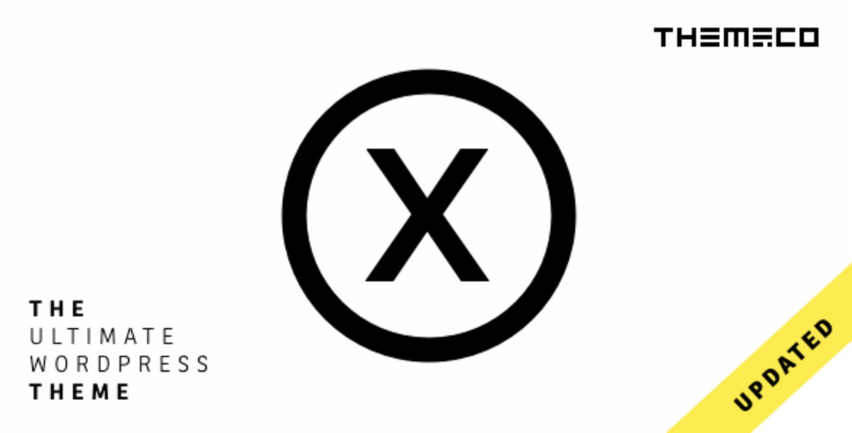 The X Theme - Multipurpose Theme